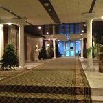 холл гостиницы Паллада