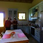 sala colazioni Angelo e Silvia