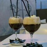 Two Irish coffees - 5 euros