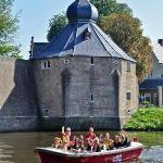 Bij het Kasteel van Breda