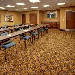Our stylish meeting room - perfect for depositions and trainings