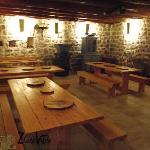 Tavern and wine tasting room