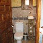 baño habitacion