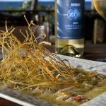 Tiradito peruano @ Porto Restaurant