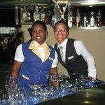 Bartender, Cigar sales, and public relations Nichol