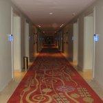 Hall ways of 2 nd floor
