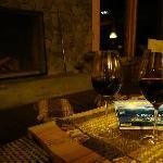 Living. Tomando un vino con la revista que inspiro el viaje
