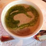マッシュルーム スープ