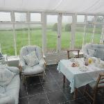 breakfast sun room