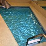 Room indoor pool