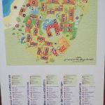 Hotel map of Grand Paradise