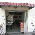 Outside of Kedai Kopi Chung Wah
