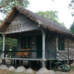 Log Huts - The better accomodation