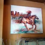 Cluhouse decor