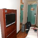 ingresso della camera