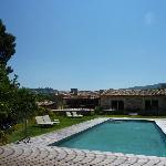 16 m long pool