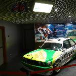 Great displays at the Grand Prix Museum