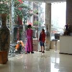 goed hotel mooie lobby