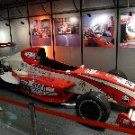 Great displays at the Grand Prix Museum (d)