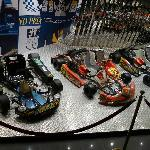 Great displays at the Grand Prix Museum (e)
