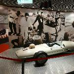 Great displays at the Grand Prix Museum (love this one)