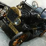Great displays at the Grand Prix Museum - Ford Model T