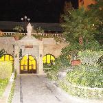 Pool & sauna entrance