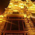Buddah-Bar by night
