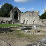 St Dogmaels Abbey, West Wales