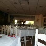 salle petits-déjeuners