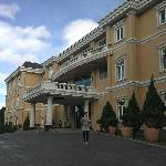 The Eden Palace - Function rooms and reception located here