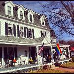 The Cranmore Inn - front porch