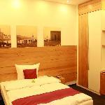 Hotel Heymann Einzelzimmer Komfort 3 Sterne