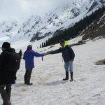 Thajiwas Glacier