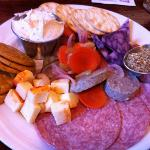 Wonderful German Meat & Cheese Tray