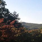View from Unicoi State Park parking lot