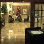 View of Lobby from Mahogany Grille Entrance