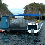 Chico's dive boat