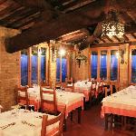 Restaurant Le Terrazze, San Gimignano