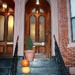 Porta principale dell'abitazione