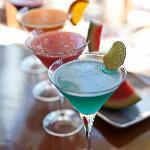 Mi Cocina´s Martini at El Deck Martini Bar