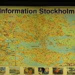 карта Стокгольма))