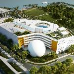New Patricia and Phillip Frost Museum of Science, Opening 2015