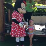 mollie and Minnie Mouse