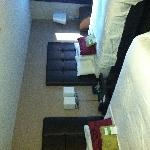 Hyatt House. Queen 2x room
