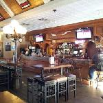 The Bar at Dukes Pub
