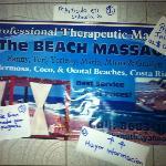 the ORIGINAL Beach Massage call 86831112