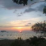 SunSet massage on the Beach in Playa Hermosa, Gte.