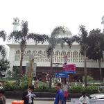 Mosque near to Hotel