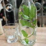 Minty Water